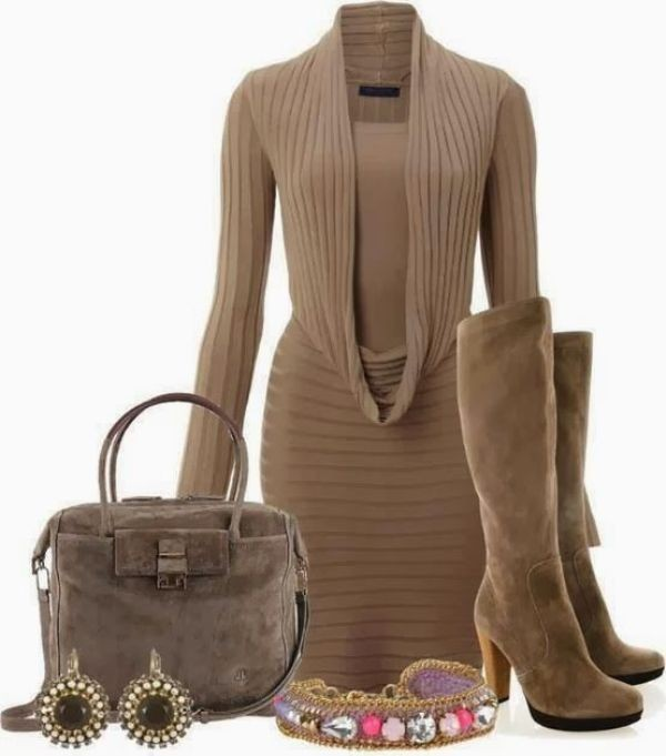 fall-and-winter-work-outfit-ideas-2018-119 85+ Elegant Work Outfit Ideas for Fall & Winter 2021