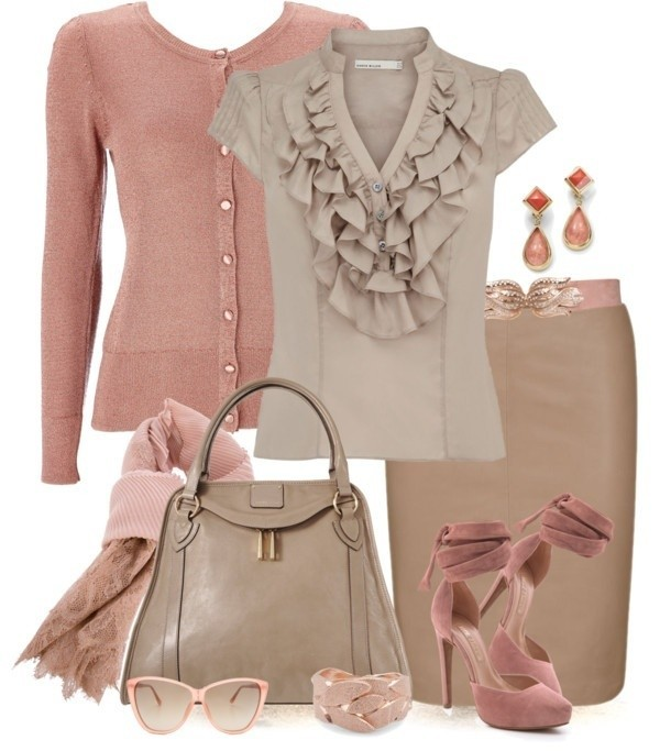fall-and-winter-work-outfit-ideas-2018-121 85+ Elegant Work Outfit Ideas for Fall & Winter 2021