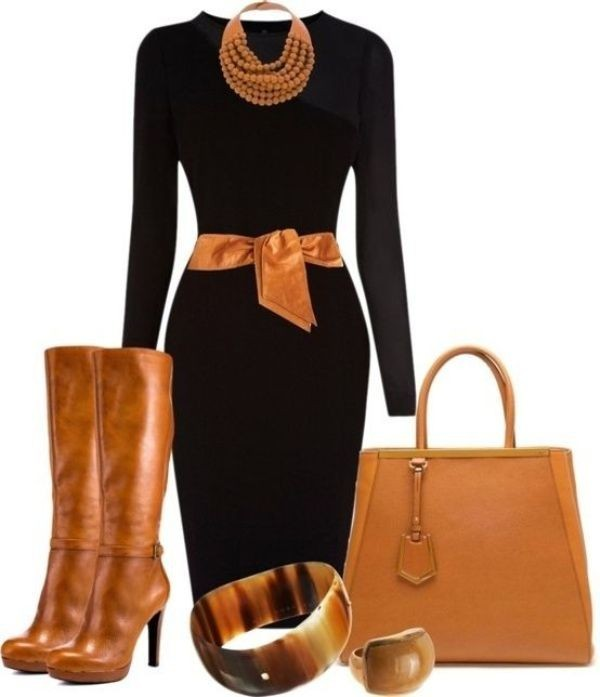 fall-and-winter-work-outfit-ideas-2018-124 85+ Elegant Work Outfit Ideas for Fall & Winter 2021
