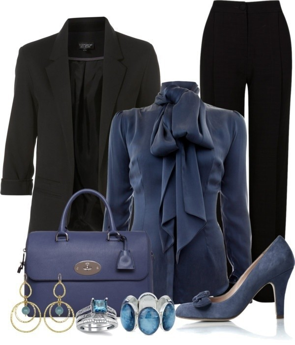 fall-and-winter-work-outfit-ideas-2018-125 85+ Fashionable Work Outfit Ideas for Fall & Winter 2020