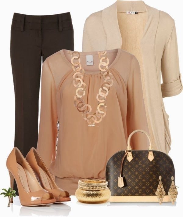 fall-and-winter-work-outfit-ideas-2018-127 85+ Elegant Work Outfit Ideas for Fall & Winter 2021