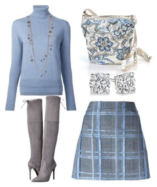 fall-and-winter-work-outfit-ideas-2018-129 85+ Elegant Work Outfit Ideas for Fall & Winter 2021