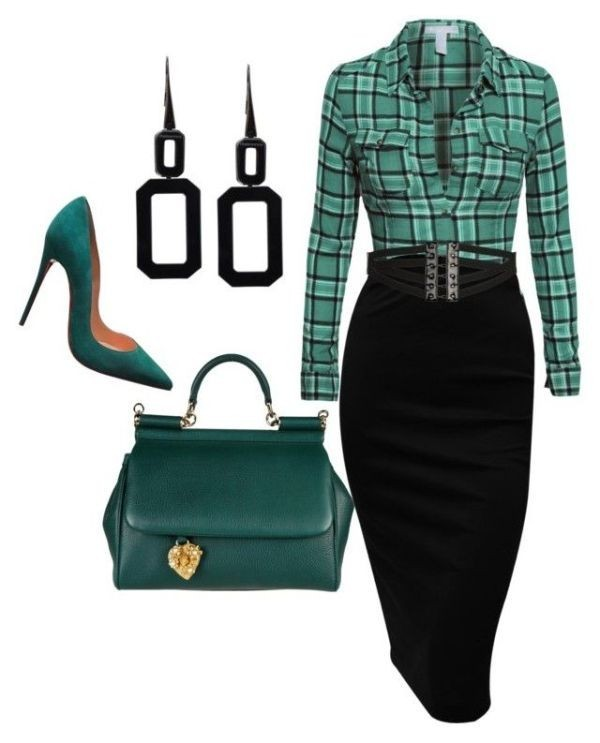 fall-and-winter-work-outfit-ideas-2018-134 85+ Elegant Work Outfit Ideas for Fall & Winter 2021