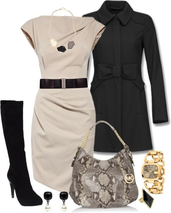 fall-and-winter-work-outfit-ideas-2018-137 85+ Elegant Work Outfit Ideas for Fall & Winter 2021