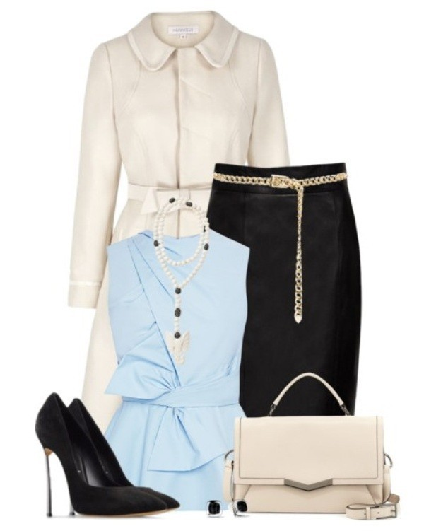 fall-and-winter-work-outfit-ideas-2018-138 85+ Elegant Work Outfit Ideas for Fall & Winter 2021