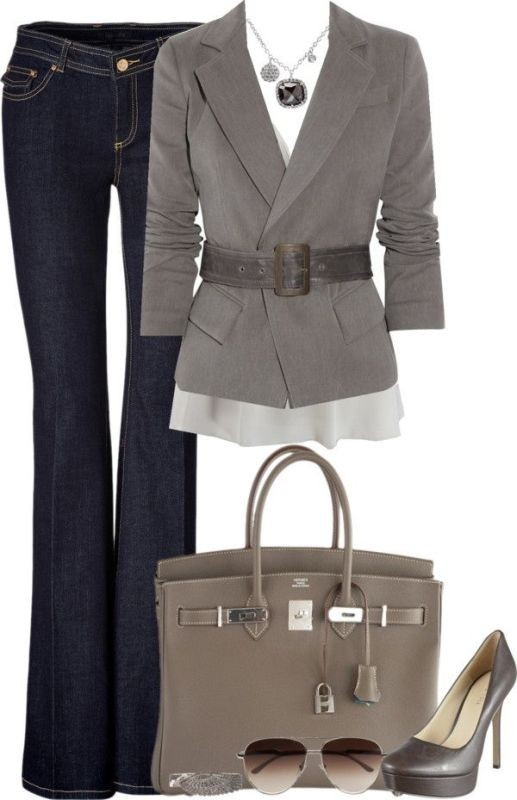 fall-and-winter-work-outfit-ideas-2018-14 85+ Elegant Work Outfit Ideas for Fall & Winter 2021