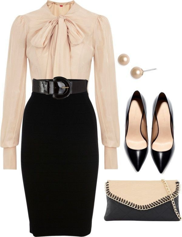 fall-and-winter-work-outfit-ideas-2018-143 85+ Elegant Work Outfit Ideas for Fall & Winter 2021