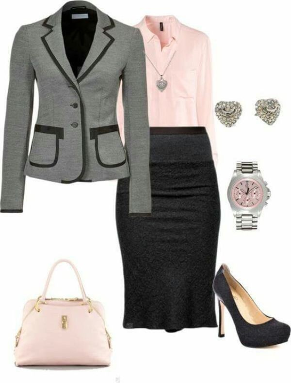 fall-and-winter-work-outfit-ideas-2018-146 85+ Elegant Work Outfit Ideas for Fall & Winter 2021