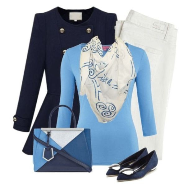 fall-and-winter-work-outfit-ideas-2018-154 85+ Elegant Work Outfit Ideas for Fall & Winter 2021