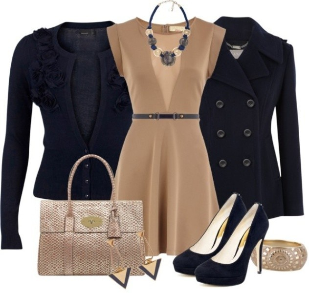 fall-and-winter-work-outfit-ideas-2018-156 85+ Elegant Work Outfit Ideas for Fall & Winter 2021