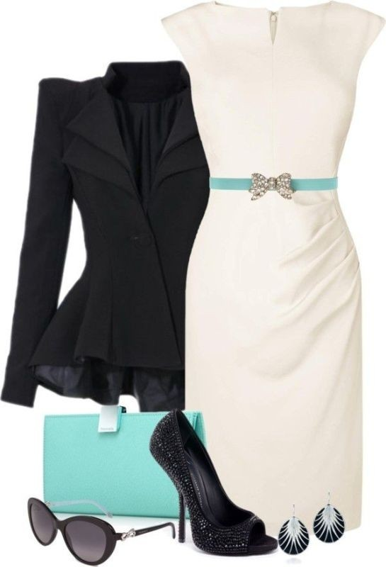 fall-and-winter-work-outfit-ideas-2018-21 85+ Elegant Work Outfit Ideas for Fall & Winter 2021