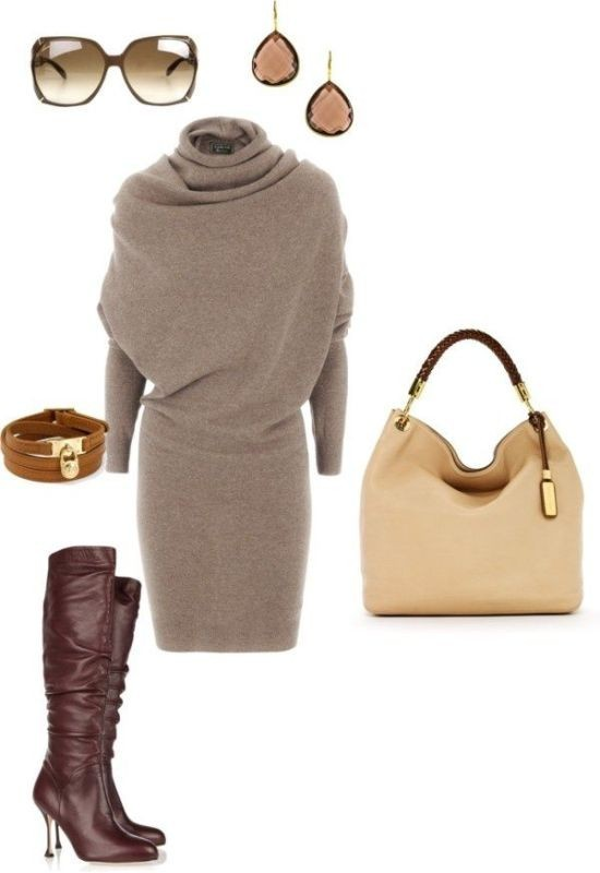 fall-and-winter-work-outfit-ideas-2018-23 85+ Elegant Work Outfit Ideas for Fall & Winter 2021