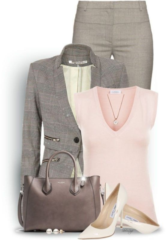 fall-and-winter-work-outfit-ideas-2018-24 85+ Elegant Work Outfit Ideas for Fall & Winter 2021