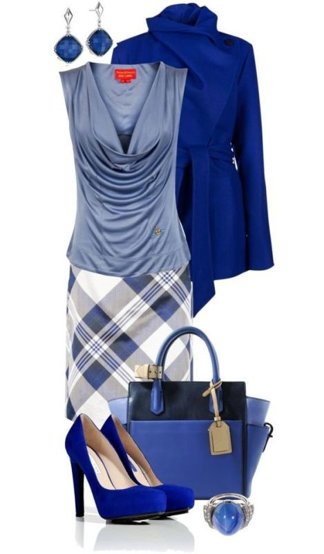 fall-and-winter-work-outfit-ideas-2018-3 85+ Elegant Work Outfit Ideas for Fall & Winter 2021