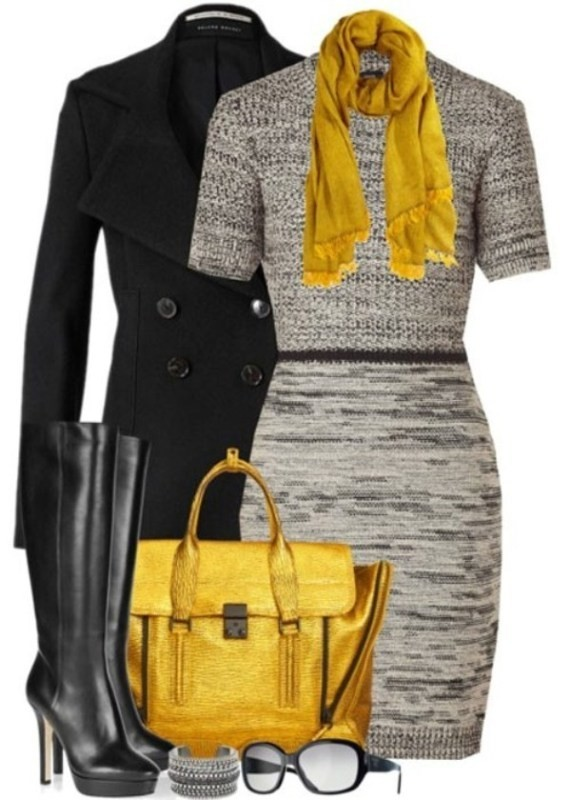 fall-and-winter-work-outfit-ideas-2018-31 85+ Fashionable Work Outfit Ideas for Fall & Winter 2020