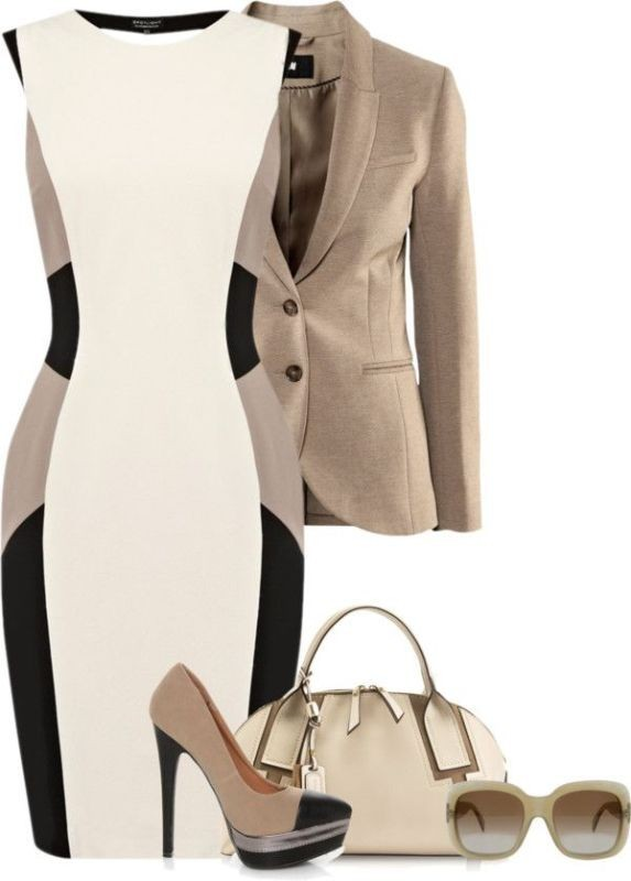 fall-and-winter-work-outfit-ideas-2018-32 85+ Fashionable Work Outfit Ideas for Fall & Winter 2020