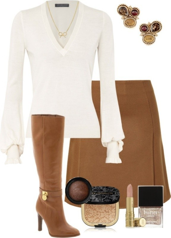 fall-and-winter-work-outfit-ideas-2018-33 85+ Elegant Work Outfit Ideas for Fall & Winter 2021