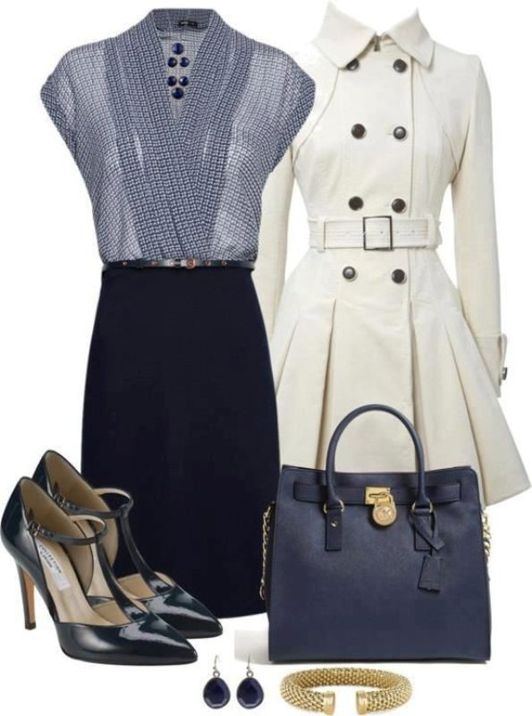 fall-and-winter-work-outfit-ideas-2018-35 85+ Elegant Work Outfit Ideas for Fall & Winter 2021