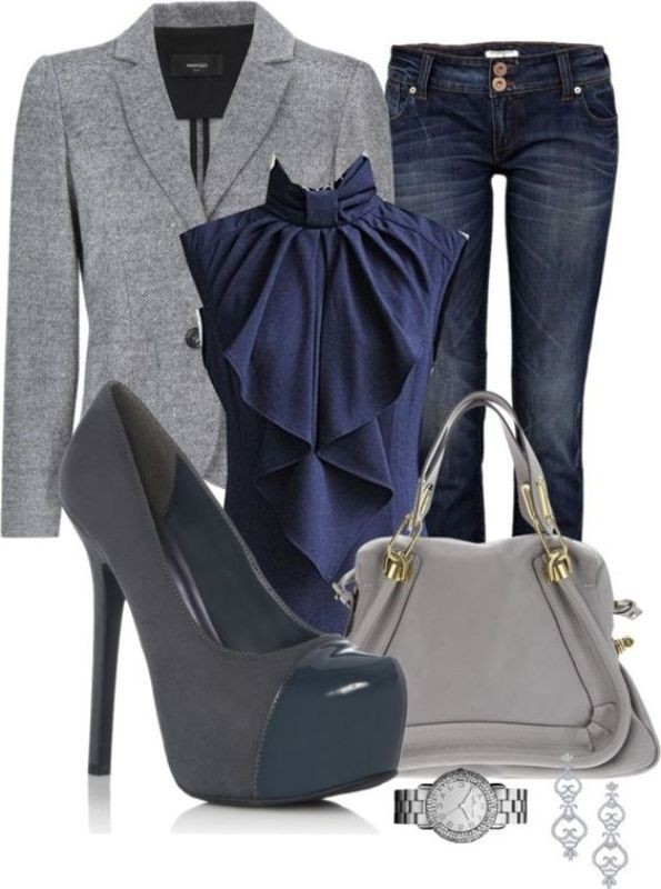 fall-and-winter-work-outfit-ideas-2018-36 85+ Fashionable Work Outfit Ideas for Fall & Winter 2020