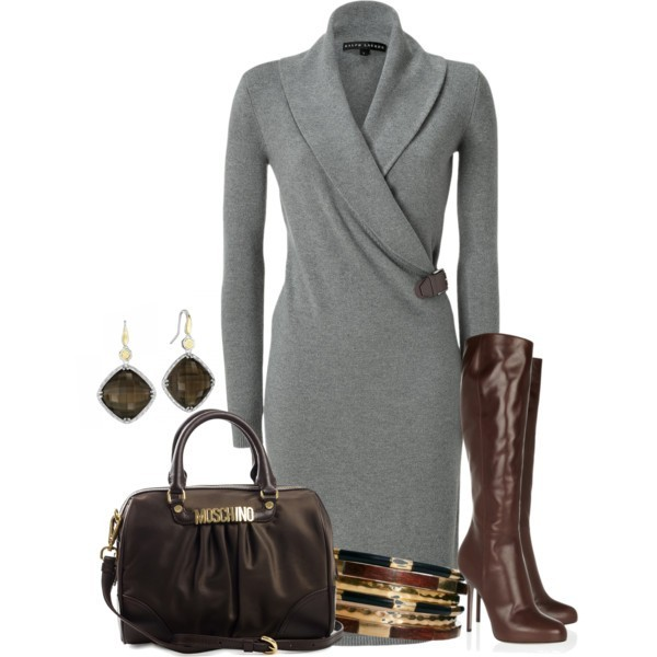 fall-and-winter-work-outfit-ideas-2018-40 85+ Elegant Work Outfit Ideas for Fall & Winter 2021