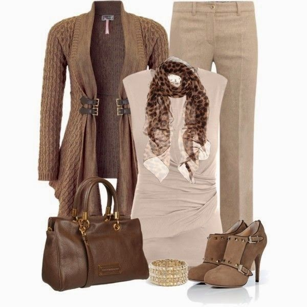 fall-and-winter-work-outfit-ideas-2018-43 85+ Fashionable Work Outfit Ideas for Fall & Winter 2018
