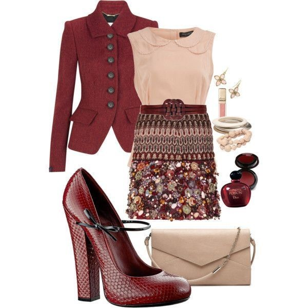 fall-and-winter-work-outfit-ideas-2018-46 85+ Elegant Work Outfit Ideas for Fall & Winter 2021