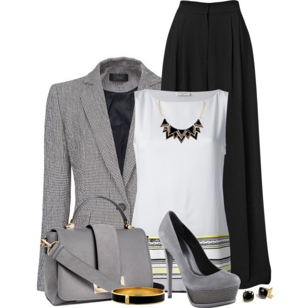 fall-and-winter-work-outfit-ideas-2018-48 85+ Elegant Work Outfit Ideas for Fall & Winter 2021