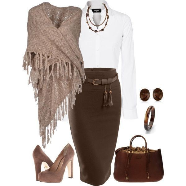 fall-and-winter-work-outfit-ideas-2018-62 85+ Elegant Work Outfit Ideas for Fall & Winter 2021