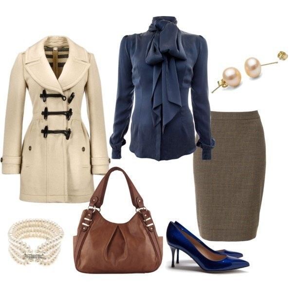 fall-and-winter-work-outfit-ideas-2018-69 85+ Elegant Work Outfit Ideas for Fall & Winter 2021