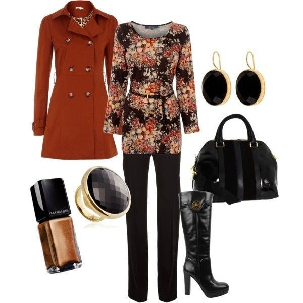 fall-and-winter-work-outfit-ideas-2018-72 85+ Elegant Work Outfit Ideas for Fall & Winter 2021