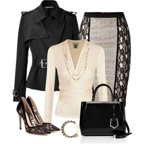 fall-and-winter-work-outfit-ideas-2018-81 85+ Elegant Work Outfit Ideas for Fall & Winter 2021