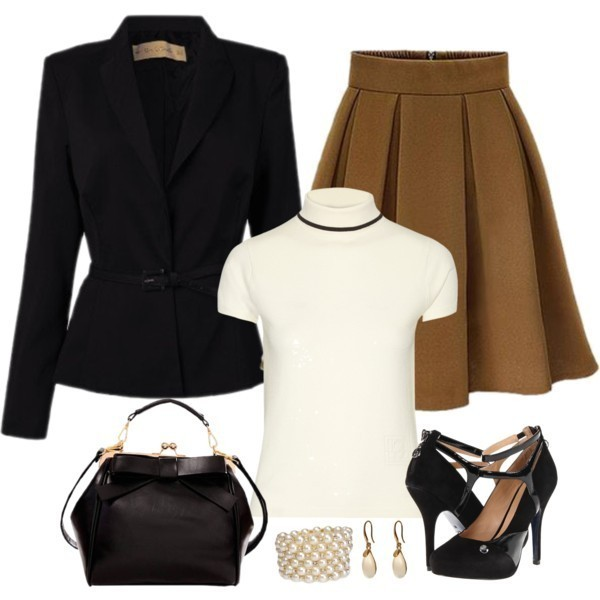 fall-and-winter-work-outfit-ideas-2018-96 85+ Elegant Work Outfit Ideas for Fall & Winter 2021