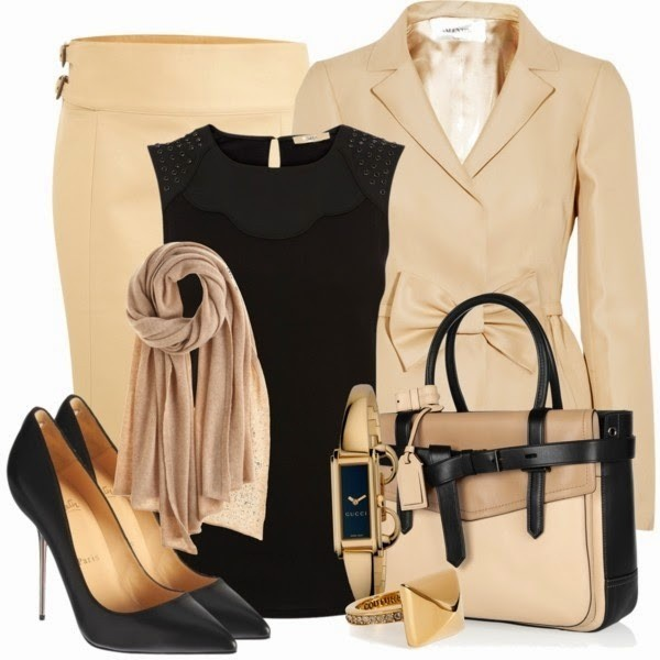 fall-and-winter-work-outfit-ideas-2018-99 85+ Elegant Work Outfit Ideas for Fall & Winter 2021