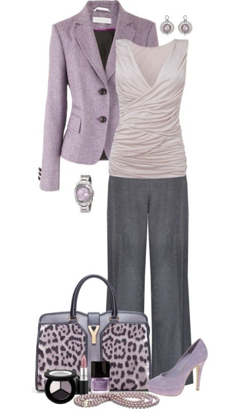 fall-and-winter-work-outfit-ideas-2018 85+ Elegant Work Outfit Ideas for Fall & Winter 2021