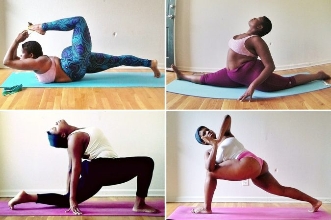 fat-femme-yogi-675x449 Weight loss Using Yoga.. for Inside Out Health & Femininity