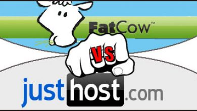 Photo of Accurate Comparison of Fatcow vs JustHost Companies and Which Is More Positive?