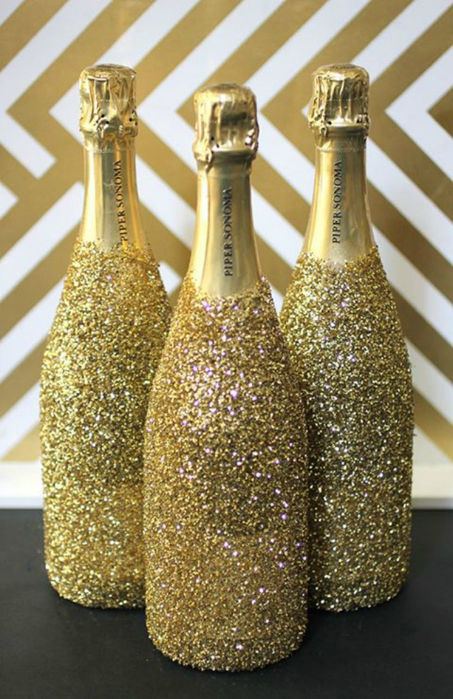 glitter-goed 25+ New Year Eve Decoration Ideas for a Blasting Party