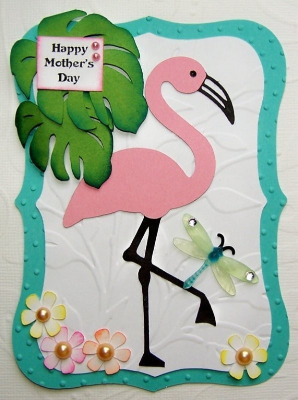 handmade-Mothers-Day-card-10 81+ Easy & Fascinating Handmade Mother's Day Card Ideas