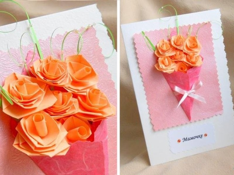 handmade-Mothers-Day-card-106 81+ Easy & Fascinating Handmade Mother's Day Card Ideas