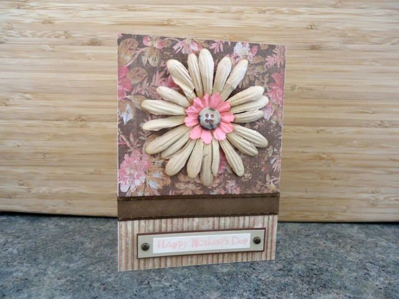 handmade-Mothers-Day-card-109 81+ Easy & Fascinating Handmade Mother's Day Card Ideas