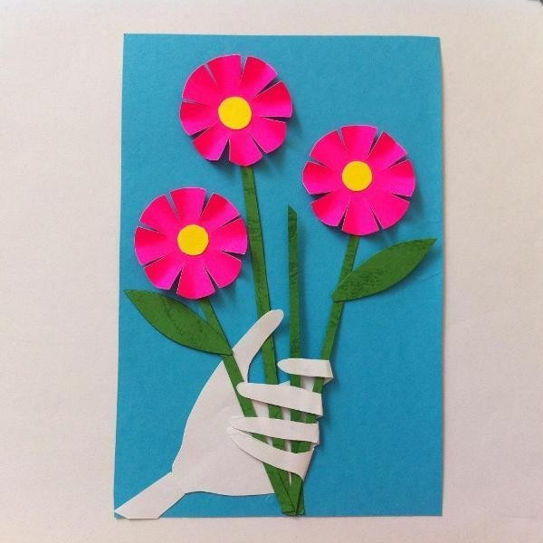 handmade-Mothers-Day-card-13 81+ Easy & Fascinating Handmade Mother's Day Card Ideas