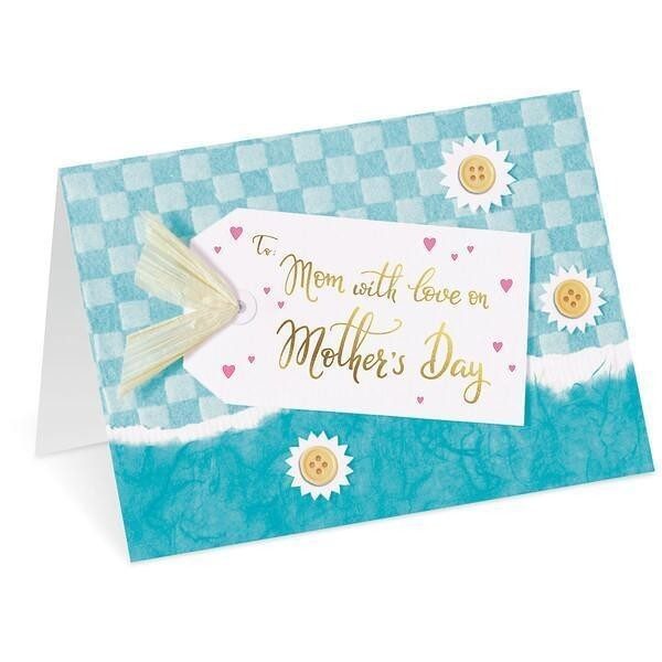 handmade-Mothers-Day-card-16 81+ Easy & Fascinating Handmade Mother's Day Card Ideas