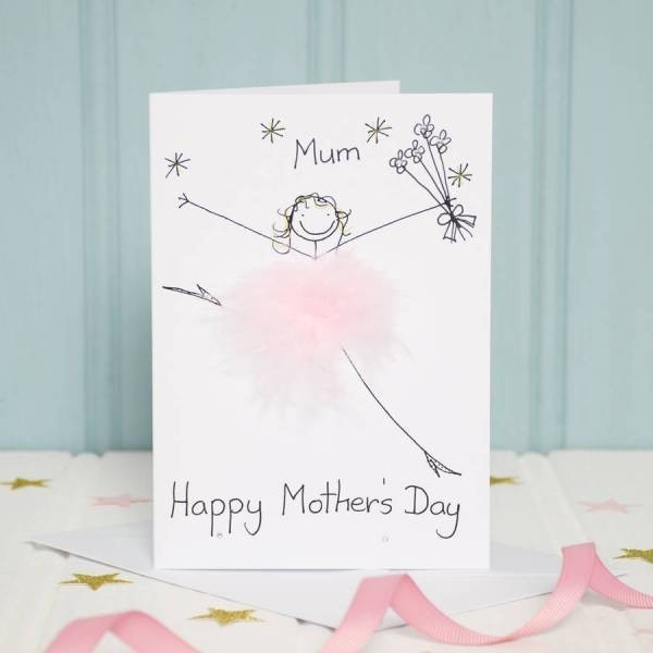 handmade-Mothers-Day-card-29 81+ Easy & Fascinating Handmade Mother's Day Card Ideas