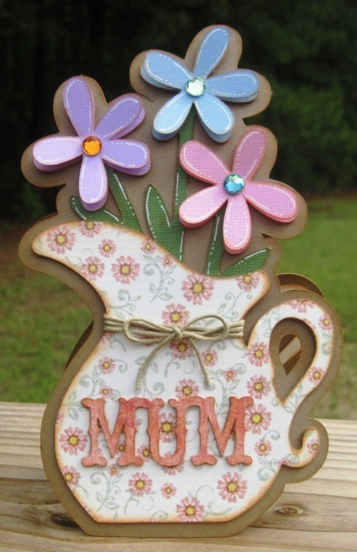handmade-Mothers-Day-card-3 81+ Easy & Fascinating Handmade Mother's Day Card Ideas