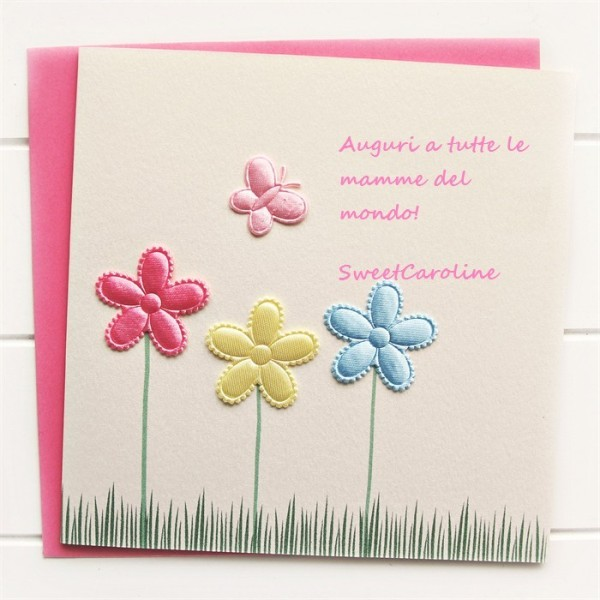 handmade-Mothers-Day-card-32 81+ Easy & Fascinating Handmade Mother's Day Card Ideas