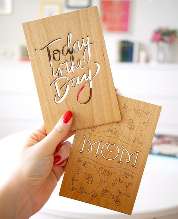 handmade-Mothers-Day-card-44 81+ Easy & Fascinating Handmade Mother's Day Card Ideas