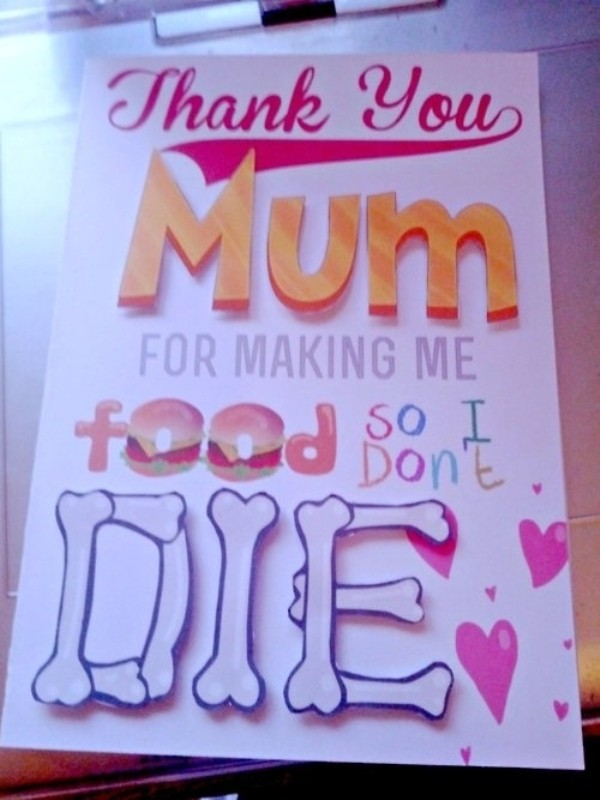 handmade-Mothers-Day-card-66 81+ Easy & Fascinating Handmade Mother's Day Card Ideas