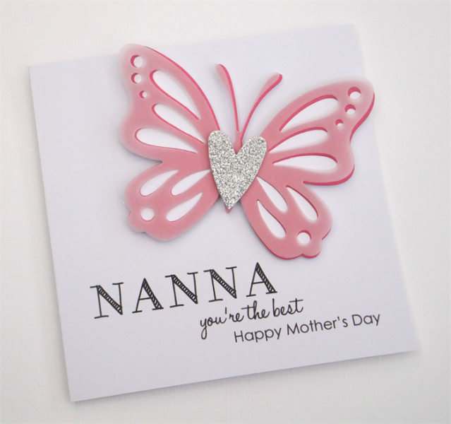 handmade-Mothers-Day-card-72 81+ Easy & Fascinating Handmade Mother's Day Card Ideas