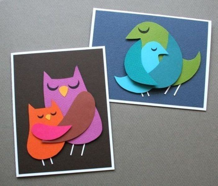 handmade-Mothers-Day-card-76 81+ Easy & Fascinating Handmade Mother's Day Card Ideas