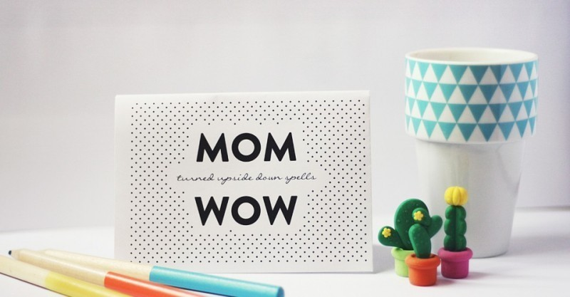 handmade-Mothers-Day-card-83 81+ Easy & Fascinating Handmade Mother's Day Card Ideas